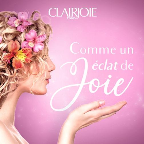 Cosmétiques Bio Clairjoie